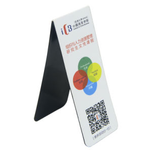 Cheap Custom Cute Logo Folding Bookmark Magnet Puzzel Fridge Magnet pictures & photos