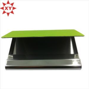China Supply Leather Name Card Holder for Business Gifts pictures & photos