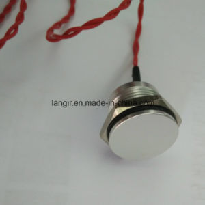 Langir 16mm No Prolongated Pulse Piezo Switch (PZ1601KM) pictures & photos