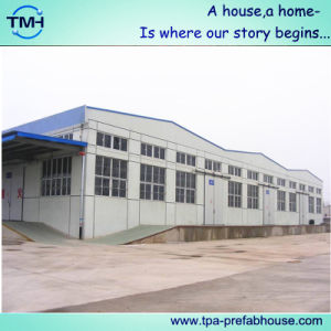 New Design Steel Structure Prefabricated Steel Building pictures & photos