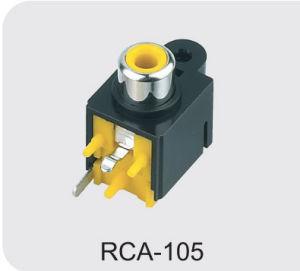 RCA Jack/AV Jack (RCA-105) pictures & photos