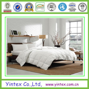 Luxury White Hotel Down Duvet/Quilt/Down Duvet pictures & photos