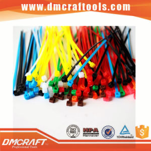 UL Approved Plastic Self-Locking Belt Cable Band Zip Tie pictures & photos