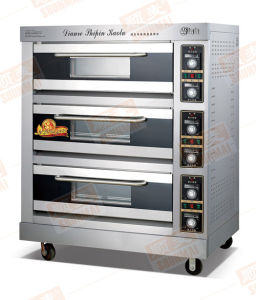 Hot Sale! ! ! Baking Electric Pizza Oven Single/Double/Three/Four Decks