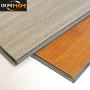Highly Waterproof PVC WPC Vinyl Flooring Tiles (PG6291) pictures & photos
