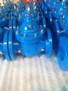 Cast Iron/ Gray Iron/Wcb Water Control Valve Pn16