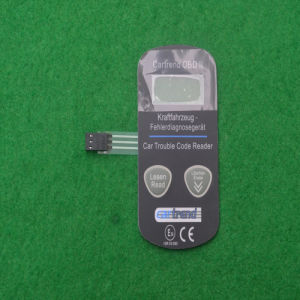 Customize Backlighting Membrane Switch pictures & photos