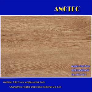 Waterproof Low Price PVC Vinyl Flooring pictures & photos