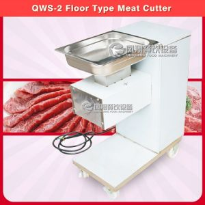 Qws-2 Ce Approved Floor Type Meat Slicing and Stripper Machine pictures & photos