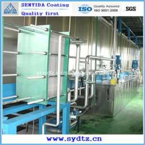 New Electrostatic Spray Painting Line and Powder Coating Machine (Pretreatment) pictures & photos