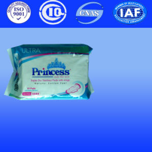 China Sanitary Napkins for Wholesales Ladies Sanitary Pads From China Factory (ND114) pictures & photos