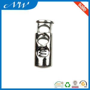 Hot Sale Zinc Alloy Cord Lock for Garments