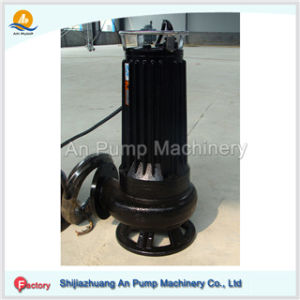 Vertial Centrifugal Submersible Sewage Water Pump pictures & photos