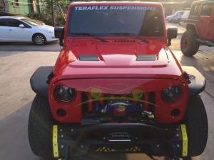 Rugged Ridge Bonnet Engine Hood for Jeep Wrangler Jk pictures & photos