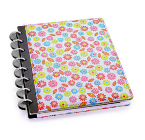 Promotional Metal Spiral Notebook pictures & photos