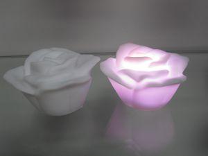 Wedding Decoration Christmas Customize Flower Shape LED Candle Light pictures & photos
