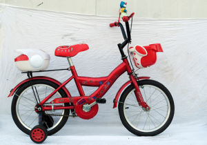 China Steel Frame Folding Bike Child Bike pictures & photos