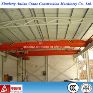 Overhead One Beam Workshop Used Mobile Crane pictures & photos