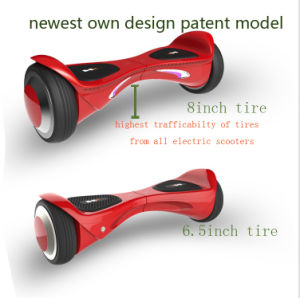 Chinese Manufacture 2 Wheel Self Balancing Electro Scooter pictures & photos
