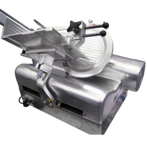 Double Motor Full Automatic Meat Slicer for Slicing Meat (GRT-320) pictures & photos