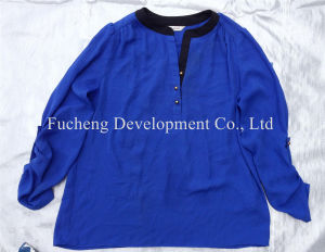 High Quality Colorful Used Clothes for African Market (FCD-002) pictures & photos