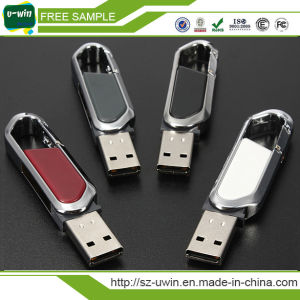 Metal Carabiner Hook 8GB 16GB 32GB USB Flash Drive pictures & photos