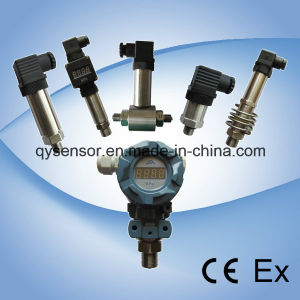 High Viscosity Differential Pressure Transmitters with Flange pictures & photos