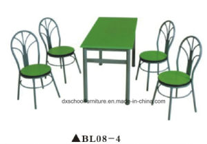 Popular Restaurant Table and Chair for Fast Food Shop pictures & photos