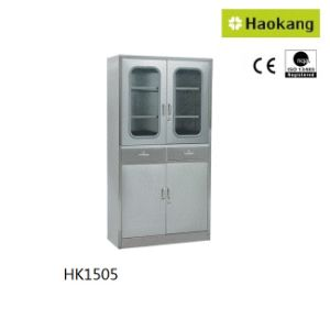 Stainless Steel Cabinet for Medicine Storage (HK1509) pictures & photos