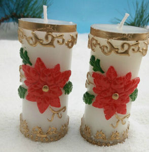 Newest Promotional Flower Vase Candle pictures & photos