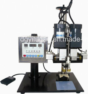Semi-Automatic Manual Twist-off Capping Machine pictures & photos