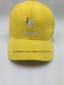 100% Cotton Brush Twill Baseball Cap Yellow (CPA_31077) pictures & photos