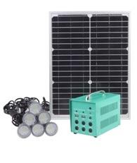6 PCS LED Lamp Solar Lighting Kits (SZYL-SLK-6020) pictures & photos