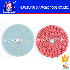 Crystal Glass Polishing Pad From China pictures & photos