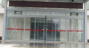 Electric Eye Automatic Sliding Door Drive pictures & photos