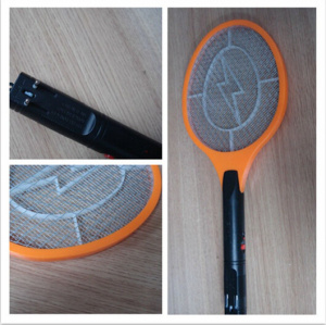 Good Quality Rechargeable Portable Mosquito Killing Swatter pictures & photos