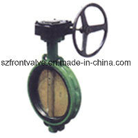Cast Steel/Cast Iron Wafer Butterfly Valves pictures & photos