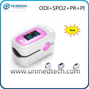 New-Portable Fingertip Pulse Oximeter with Good Low Perfusion Performance pictures & photos