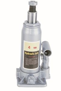 4t Hydraulic Bottle Jack pictures & photos