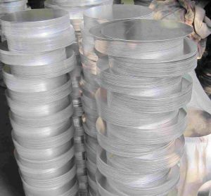 aluminium round plate 1050 H14 for traffic sign pictures & photos