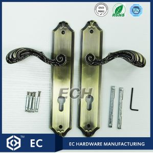 Wood Door Zinc Alloy Handle (4231) pictures & photos