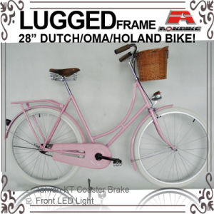 28 Inch Coaster Brake Holand Bike for Lady (AYS-2828S-4) pictures & photos
