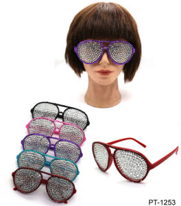 Fanshion Hot Selling Party Glasses with CE FDA (PT-1253)
