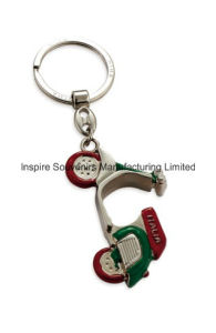 Promotional Motor Shape Zinc Alloy Keyring for Gift (SK413T) pictures & photos
