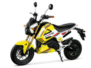 Sport Electric Motorcycle Max 60 Km/H pictures & photos