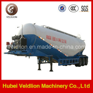 3 Axles 50m3 Cement Tank Semi Trailer pictures & photos
