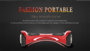 2015 Double Wheel Self Balancing Electric Scooter Drifting Board Mini Scooter pictures & photos
