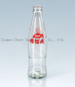 250ml Soft Drink Glass Bottle (YL250-JA00296) pictures & photos