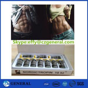 Bodybuilding H-Gh Nordictropin Somatropin Nordictropin 10iu Hormone Gh pictures & photos