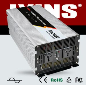 5000W 12V/24V/48VDC to AC110V/220V Pure Sine Wave Inverter pictures & photos